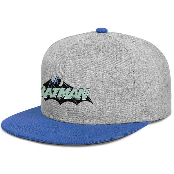 Diseñador Hombre y mujer Gorra de camionero Batman Hush Logo Imágenes prediseñadas Billete Hip Hop Snapbacks gorras Sombrero de sol de hipster