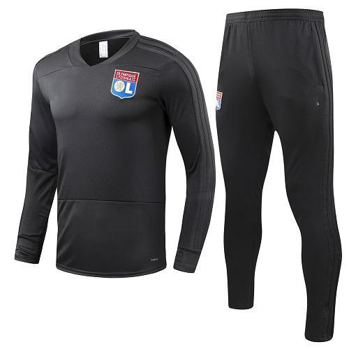 75cca210e6b 2019 Chandal Survetement Olympique De Lyonnais Training Suits ...
