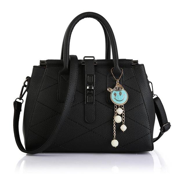 Fashion Women Shoulder Bag Girl Totes Bags Sweet Handbags Korean Ladies Bag Diagonal Brand Female Package Solid Color Bags High Quality