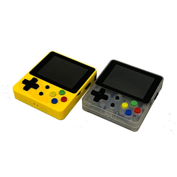 Yeni LDK oyunu 2.6 inç Ekran Mini El Oyun Konsolu Nostaljik Çocuk Retro oyunu Mini Aile TV Video Konsolları