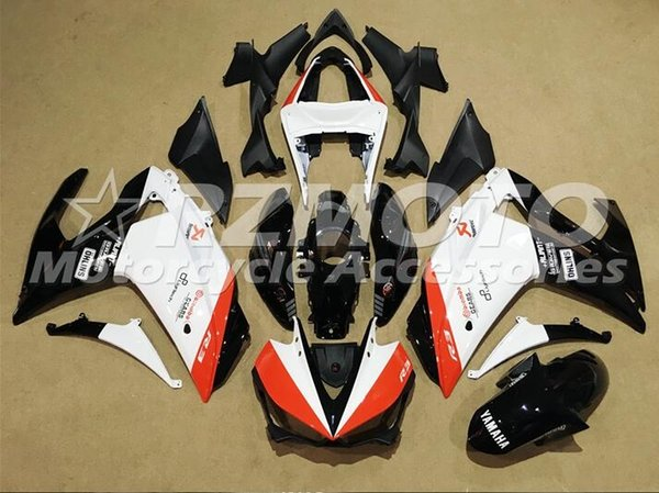 New Injection ABS Plastic Motorcycle Fairing Kit For YAMAHA R3 R25 2014 2015 2016 14 15 16 Cowlings Bodywork set red black white