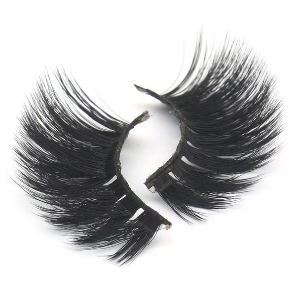 27 Styles False Eyelashes 3D Mink Eyelashes 3D Silk Protein Lashes Soft Natural Thick Fake Eyelashes Eye Lashes Extension DHL 300set