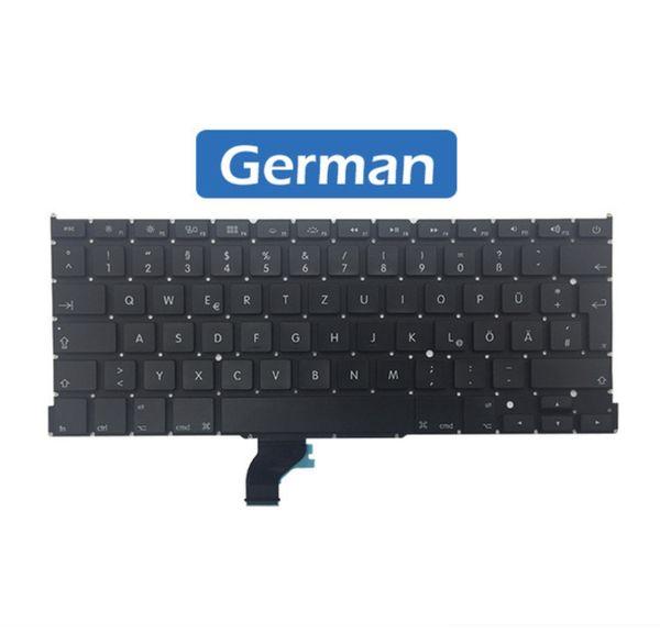 German Layout