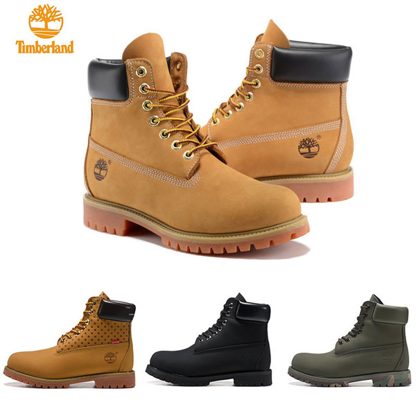 designer Original mens womens winter boots fashion Military boots black red brown Grey green TBL Casual Trainers Luxury boots size 5.5-11