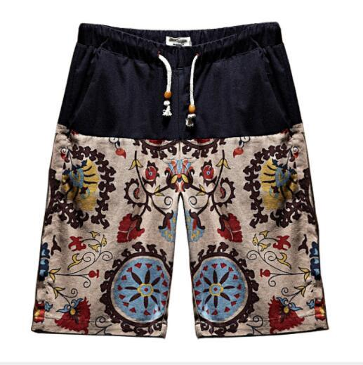 Shorts de Verão Designer Mens Casual Praia Shorts com Padrões de Marca Calças Curtas Moda Masculina Roupa Interior Dos Homens de Lazer Desgaste 11 Estilos M-4XL
