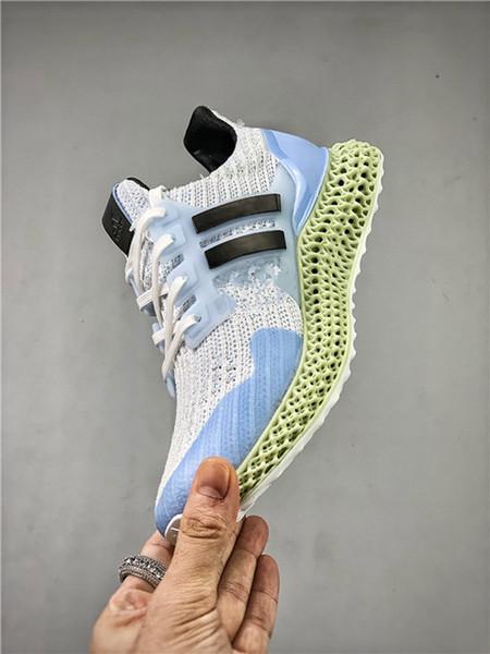 FutureCraft 4D Consorzio ZX 4000 scarpe da corsa degli uomini delle donne Mens Daniel Arsham zx4000 Designer Trainer Sport Sneakers 40-45