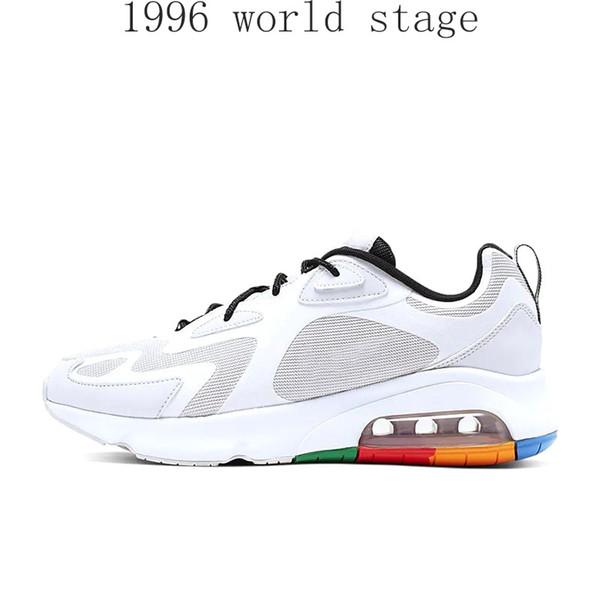 Cenário mundial de 1996
