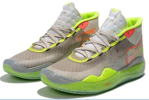 2019 Hot Mvp Kevin Durant KD 12 Anniversary University 12S XII Oreo Men Basketball Shoes USA Elite KD12 Sport Sneakers Size 40-46 03