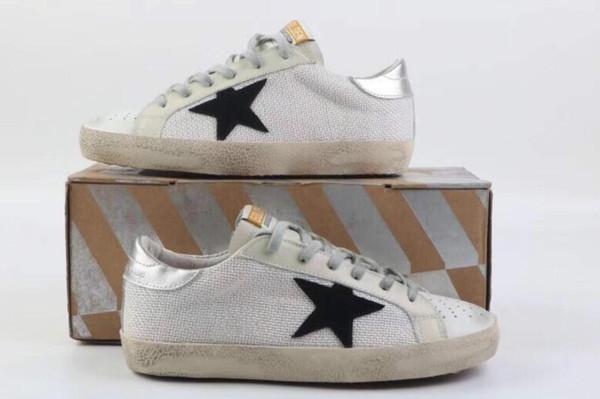 New designer old skool gr leopard white mountain Goose SLIDE SneakersDonna Sneakers Shoes 35-45