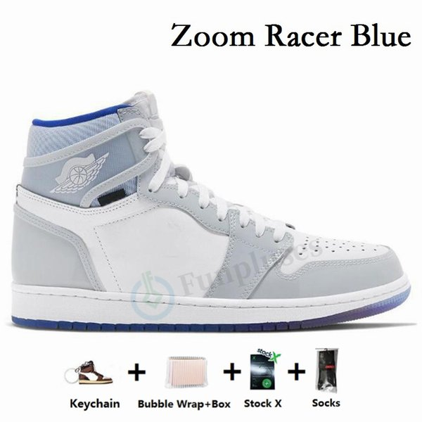 Zoom Racer Bleu