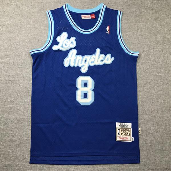 size 40 3eaec e302b 2019 Retro Kobe Bryant 1996 97 Authentic Swingman Jersey Los Angeles Laker  Retro Basketball Jersey Mitchell & Ness Hardwoods Classics Mesh Jersey From  ...