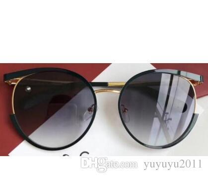 Yeni lüks bayan erkek tasarımcı güneş gözlüğü 2019 moda sıcak satış üst qualtiy kadın erkek için tasarımcı güneş gözlüğü gmlssf011