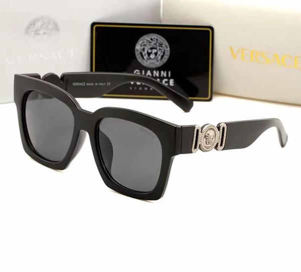 2019 Nuovi occhiali da sole da donna di lusso di alta qualità firmati da uomo occhiali da sole occhiali da sole rotondi occhiali da sole gafas de sol mujer lunette 5362