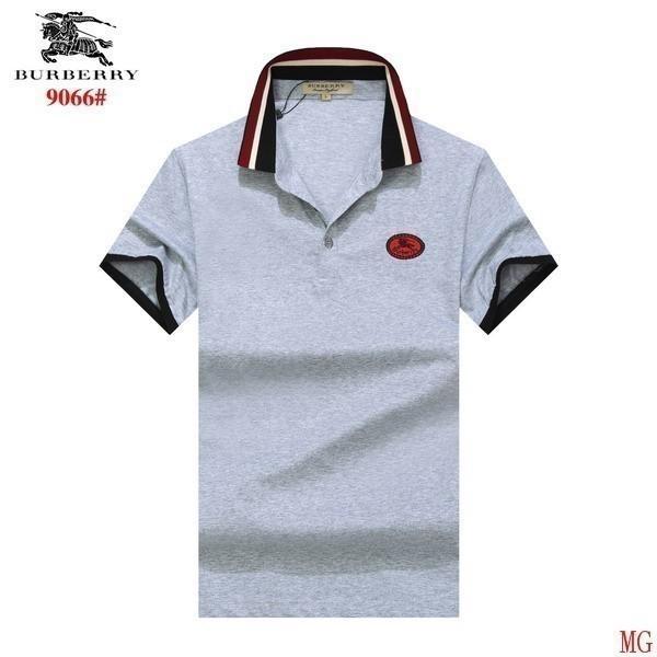 2019 novo high-end moda casal de manga curta de lapela T-shirt camisa POLO 190614 # 0305