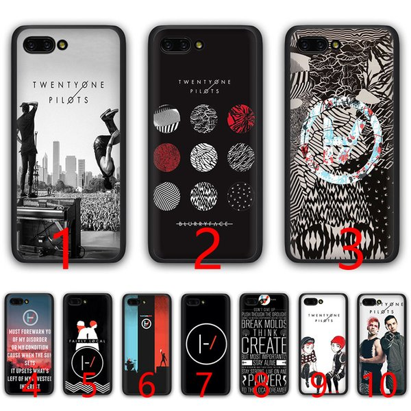 21 Twenty One Pilots Fairly iphone case