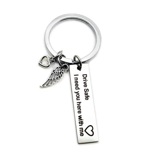 Drive Safe Schlüsselanhänger