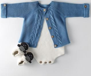 #1 Knitted Kids Clothing Sets