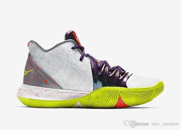 Nike Kyrie 5 Schuh AO2918 102 Weiß .tr