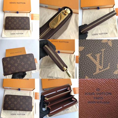 Wallet 601m . 2019 Classic Style Fashion Style Wallet Various Color Choices Storage Credit Card and Money Men Wallet Free Freight + Box