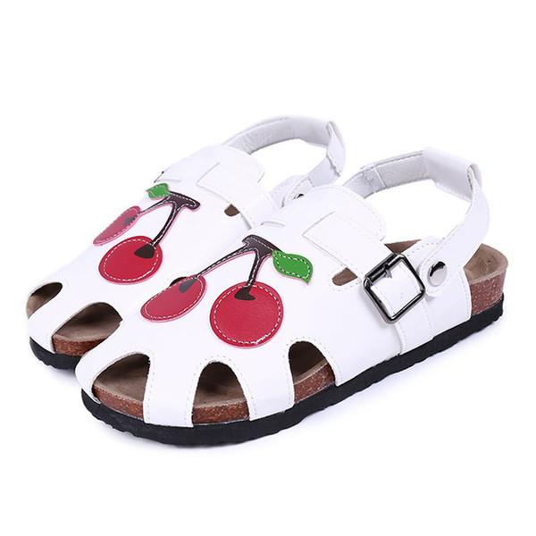 2019 été nouvelle sandales japonaises Sen Sen boucle japonaise avec des chaussures creuses baotou chaussures chaussures trou coréen