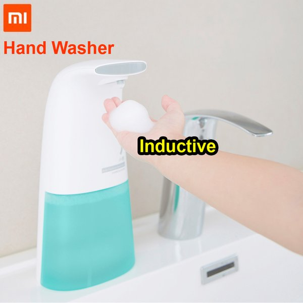 Xiaomi Mijia Auto Induction Schaum Handwäsche Waschmaschine Automatische Seifenspender 0.25s Infrarot Induktion Für Baby und Familie