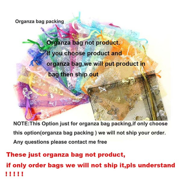 Органзы мешок (только заказ сумки не корабль