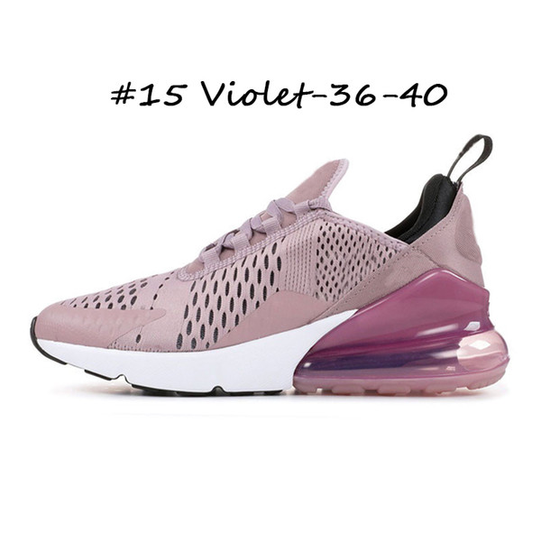# 15 Violet 36-40