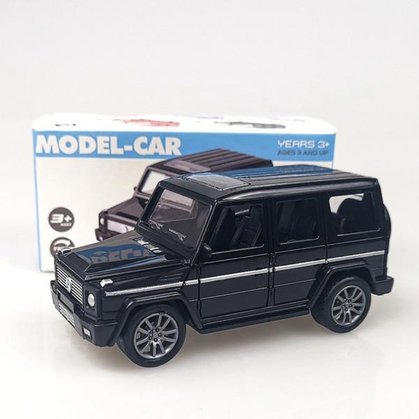 Mercedes Black
