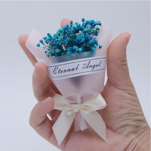 1Pcs/Lot Mini Gypsophila Natural Dried Flowers For Wedding Home Decoration Diy Craft Gifts Packing Sky Stars Flowers Photo Props