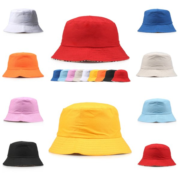 Nuovo Nove Pure-colore creativo Cap di viaggio per i pescatori Pesca Caps esterna Flat-Top protezione solare e Cappellini T3I5304