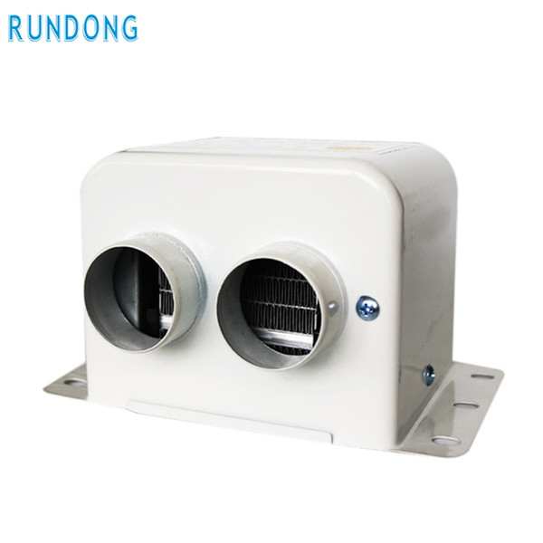 RUNDONG Car Heater 500W/800W Car Glass Defroster Window Heater for Winter Auto Air Outlet 2 Warm Dryer Interior Accessories