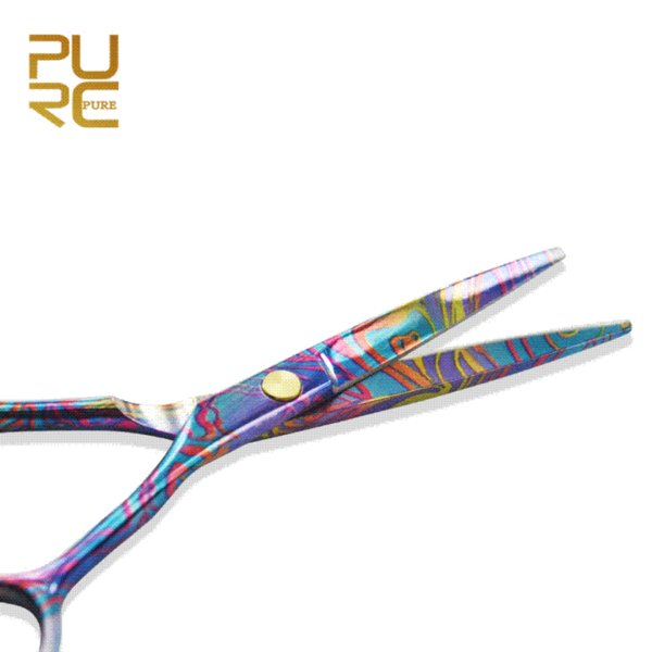 2017 Hairdressing Scissors Hair Cutting Scissors hot sale hair style tools Barber Shears High Quality Salon 6inch 11.11