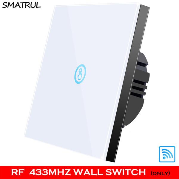 흰색 RF 1 개 갱 WALL