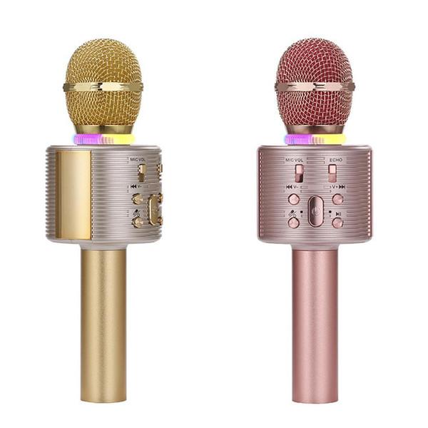 Taşınabilir Kapasite Kablosuz Bluetooth Mikrofon El Hoparlör