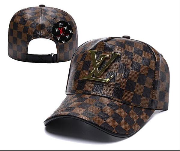 2019 Yaz Yeni markalar erkek tasarımcı şapka ayarlanabilir beyzbol kapaklar lüks lady moda polo şapka kemik trucker casquette kadınlar gorras topu kap