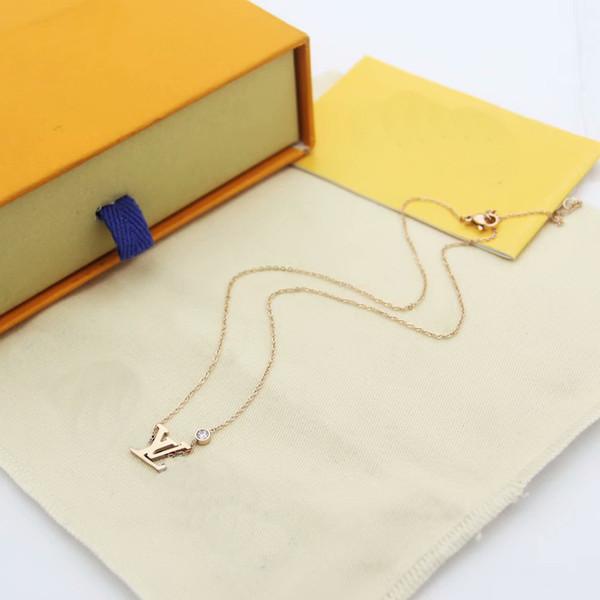 Ouro rosa / colar