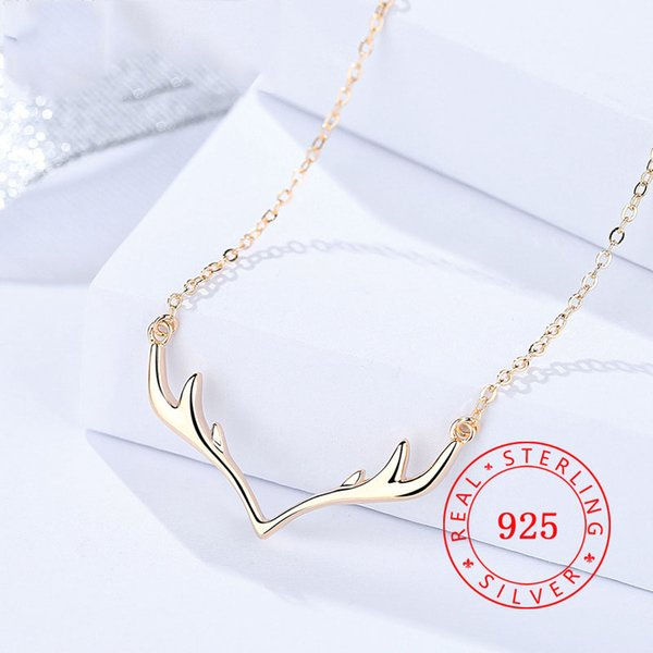 High Quality Jewelry Gift for Girls Online Shop China gold plated, rhodium plated solid 925 Sterling Silver Christmas Jewelry