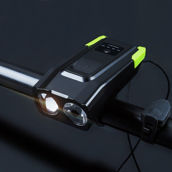 Bicycle Accessories Mountain light Headlights Bicycle Light powerful torch Speaker Cycling Equipment