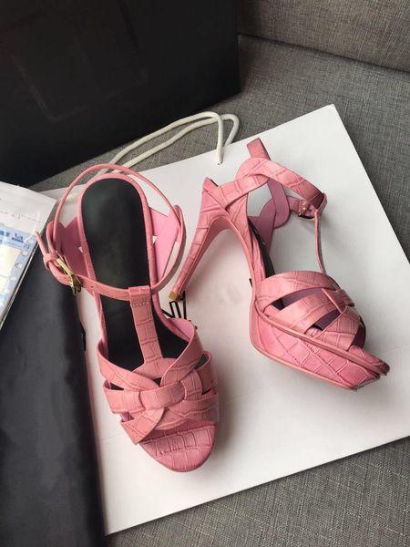 New summer dress women shoe tribute sandal t belt ultra flat sandals designer slideshow women's shoes party classic stone patterns