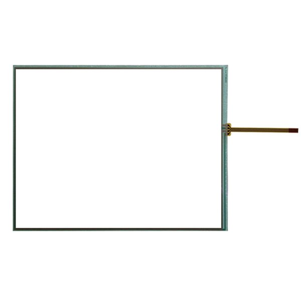 Original para Mitsubishi Monitor de cristal Panel de pantalla táctil Sensor GT1675-VNBA GT1675-VNBD Digitalizador Reemplazo Resistivo