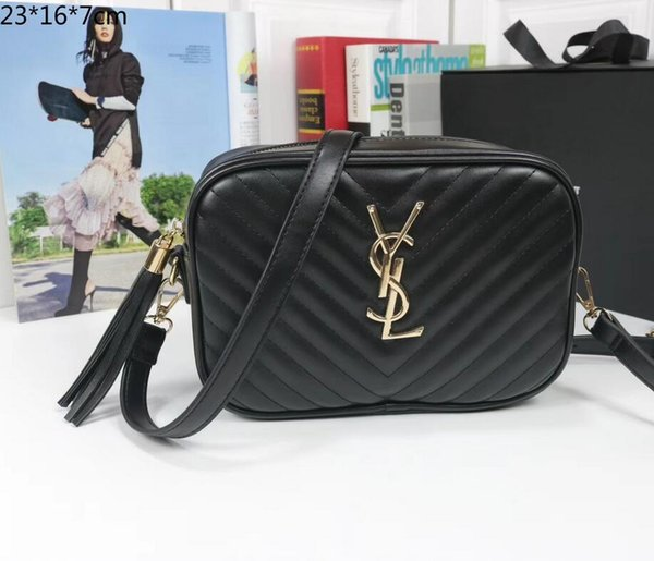 best selling designer luxury handbags purses Pu Leather Y Handbags Women Bags Designer Famous Shoulder Bags Handbag Lady Tote Messenger Bag 6 color 00