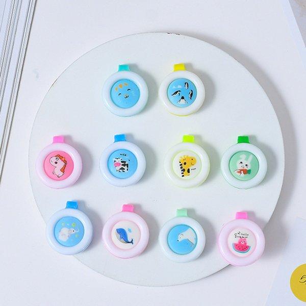 Children Styles Mix Colors