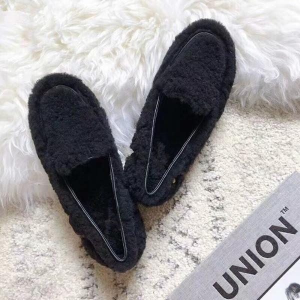 2019 cuero de la nieve del invierno de las mujeres Australia Classic arrodillarse medio Botas Botines Negro gris castaño de color azul marino de las mujeres de color rojo zapatos de niña ys19100802