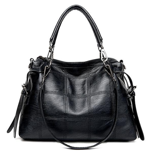 2019 Women Handbags Genuine Leather Bags for Women Shoulder Large Ladies Hand Bags Luxury Handbags Designer Totes