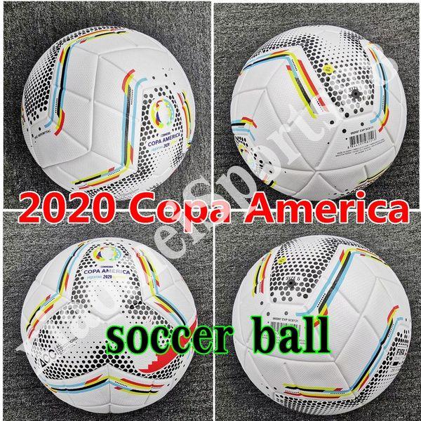 top popular new 2020 Copa America soccer ball Final KYIV PU size 5 balls granules slip-resistant football Free shipping high quality balls 2021