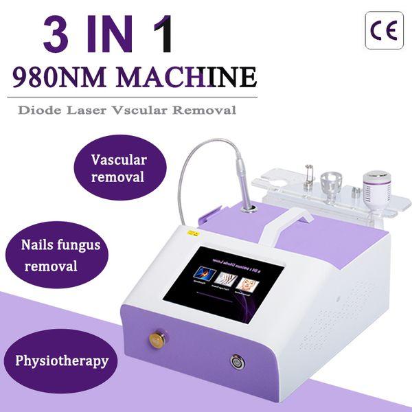 Laser varices maquina para