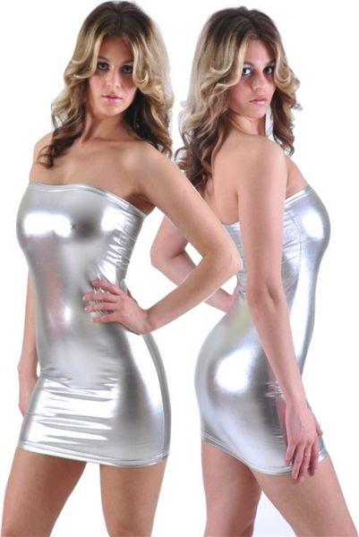 Nave Abiti di Terry Pau Tp112133 argento donne di colore dalla Turchia HB-002.582.874
