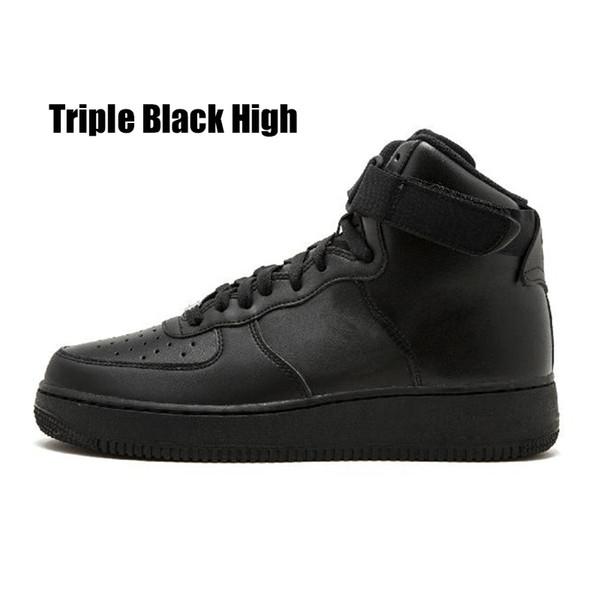 Тройной Черный Высокий