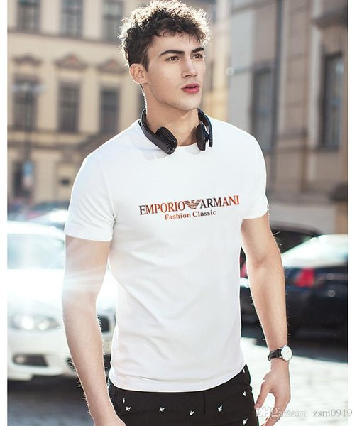 2018 Summer Designer T Shirts For Men Tops Tiger Head Letter Embroidery T Shirt Mens Clothing Brand Short Sleeve Tshirt Women Tops