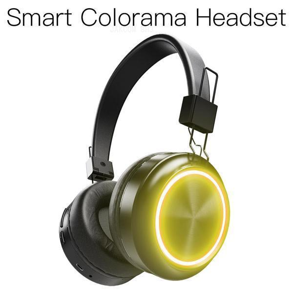JAKCOM BH3 inteligente Colorama Auriculares Nuevo producto en otras Electronics como OnePlus pulseras de vídeo xx mp3 5t